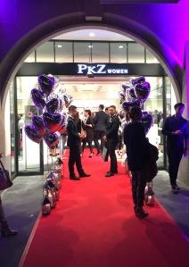 PKZ Store Opening