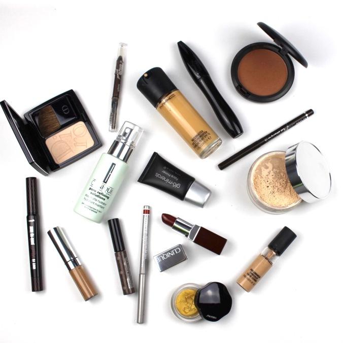 Festlicher Make-up Look