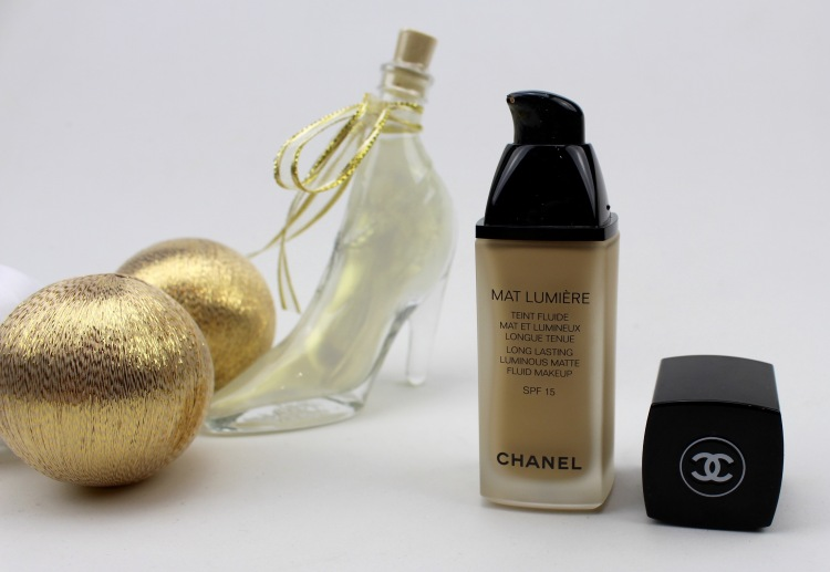 CHANEL Mat Lumiére Foundation