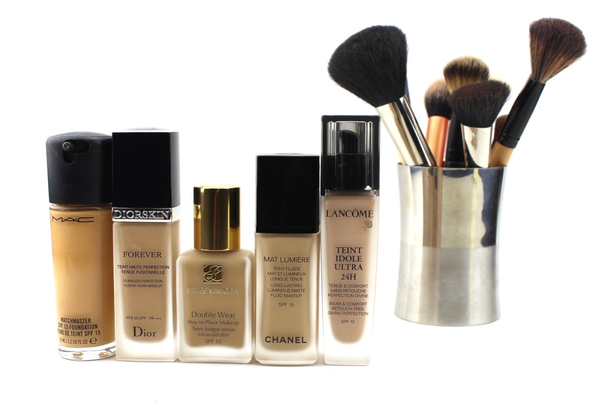 5 Favoriten: High End Foundation