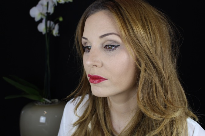 Abend Make-up Look