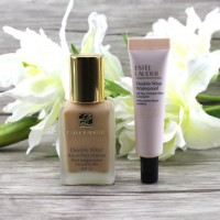 Estée Lauder Double Wear Foundation und Waterproof Concealer
