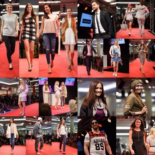 Fashion-Show Wankdorf Center Bern