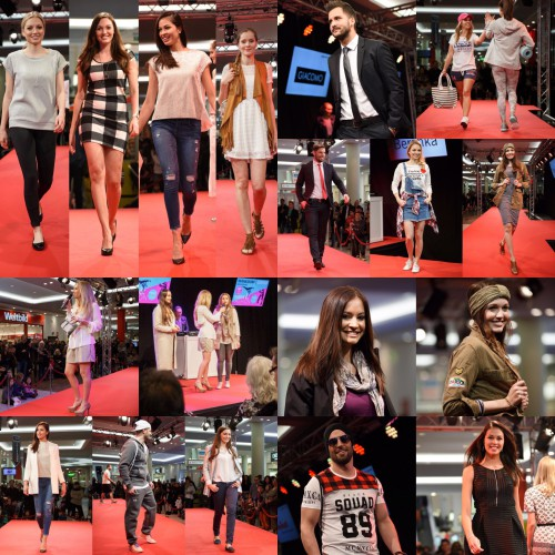 Fashion-Show Wankdorf Center Bern