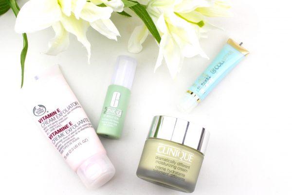Tipps für einen frischen Teint - Peeling, Pflege und Lippenprodukte