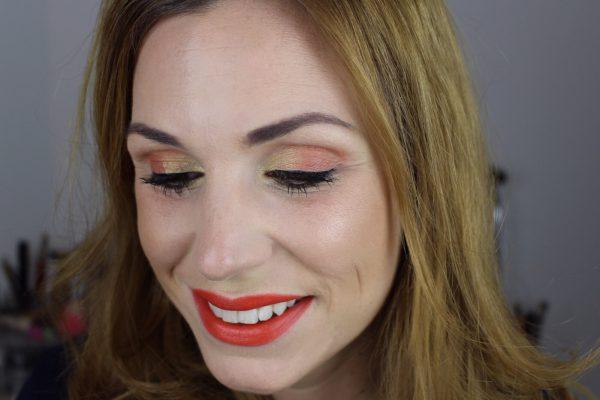 Festival Make-up Look