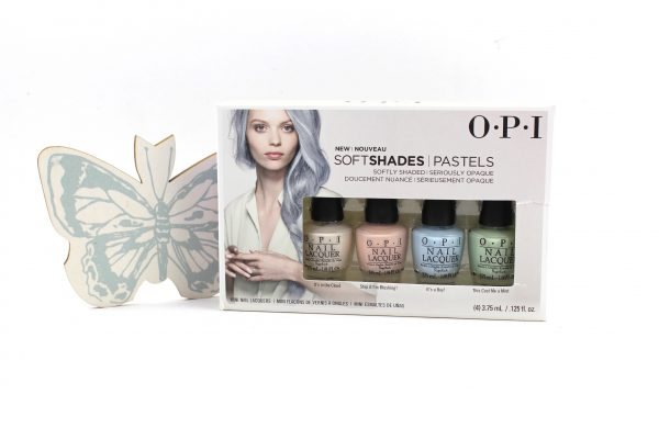 OPI Soft Shades Pastels – Mini Pack