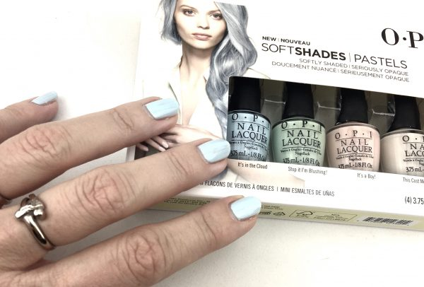 OPI Ist in the Cloud und Stop It im Blushing