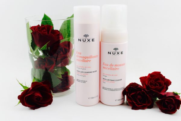NUXE Mizellen Produkte