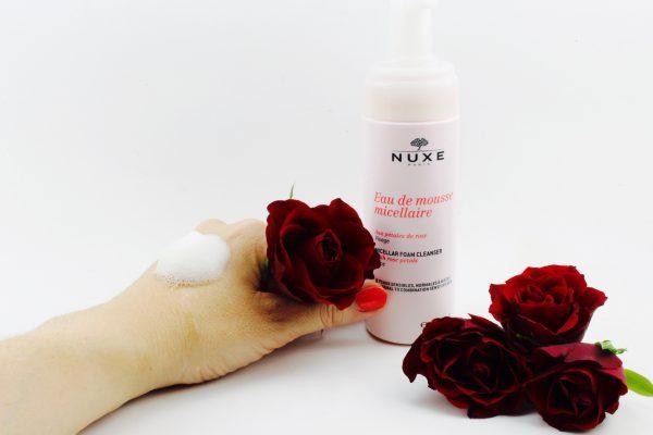 NUXE Soins Aux Pétales De Rose - Eau De Mousse Micellaire-Reinigungsschaum