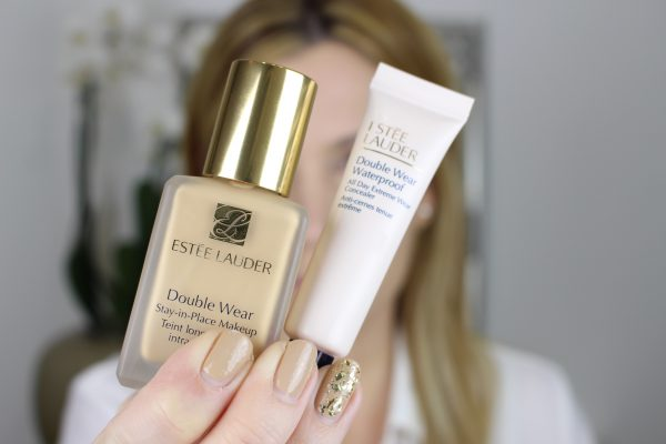 Double Wear Foundation und Concealer