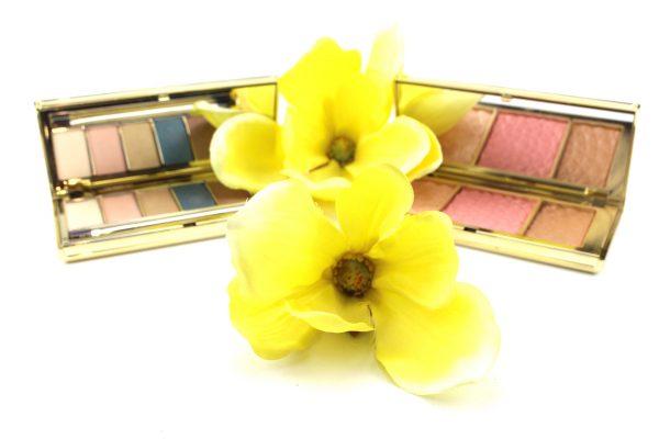 Summer Glow Highlighter und Eyeshadow