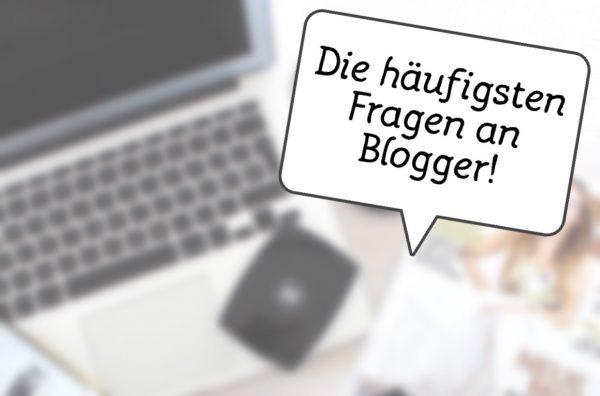 Fragen an Blogger