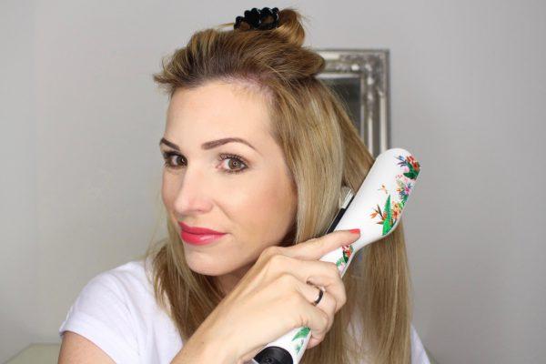glatte Haare mit dem L'Oréal Professionnel Steampod