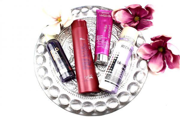 Produkte für Blonde Haare