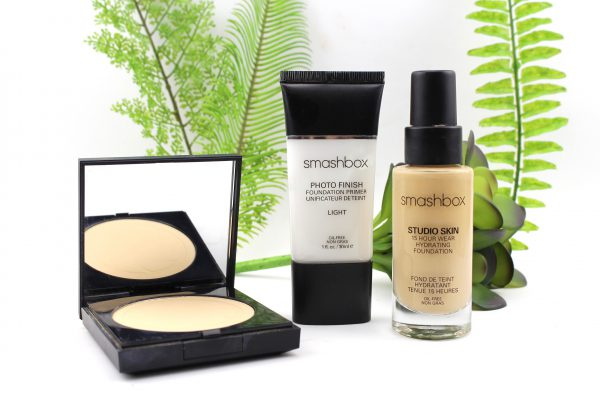 smash box Foundation Primer und Puder