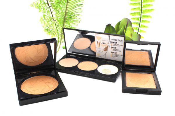 smasbox contour kit bronzer