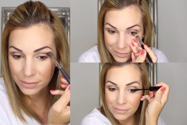 Make-up Tutorial Augen Make-up