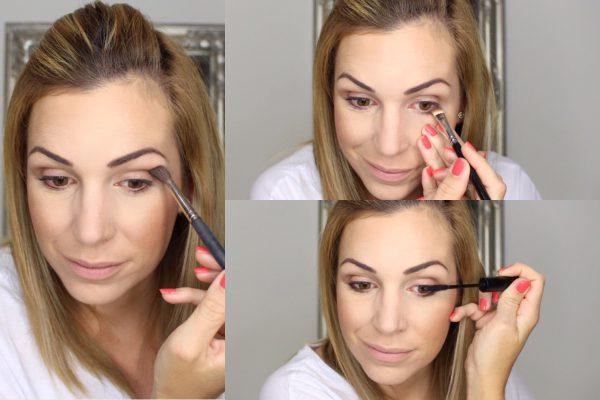 Make-up Tutorial Augen Make-up