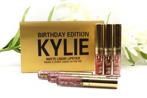 Kylie Liquid Lipsticks