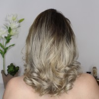 Kühles Blond mit Igora Expert Mousse