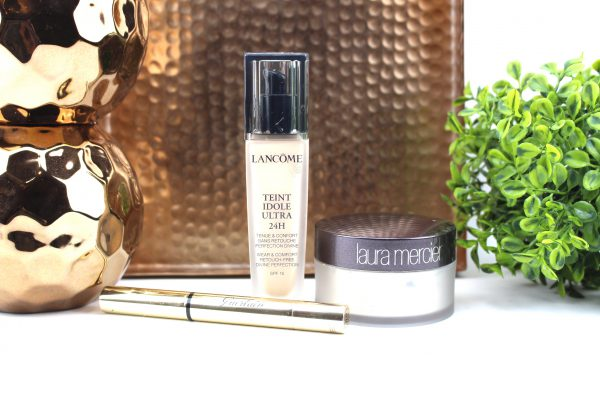 GRWM Date Night Lancome Laura Mercier Guerlain