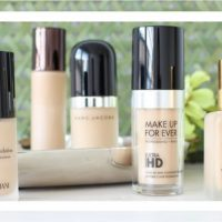 Meine liebsten High End Foundations