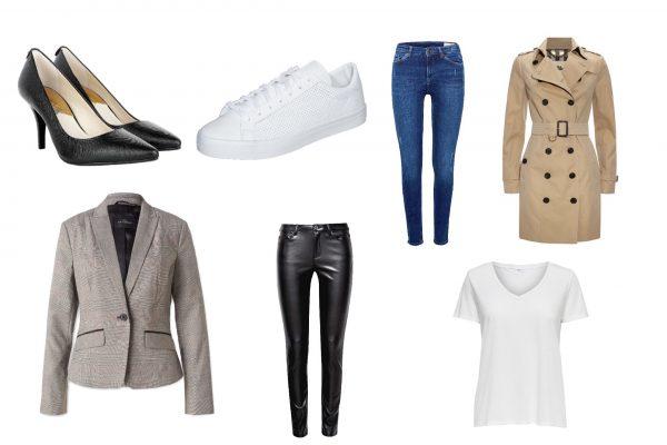 Fashion Basics Was In Jeden Kleiderschrank Gehort Toujoursstyle Com