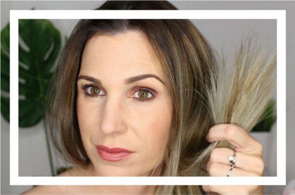 Richtige haarpflege bei spliss