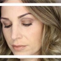 One Shadow Augen Make-up
